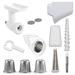 KitchenAid Mixer Attachment Pack for Stand Mixers
