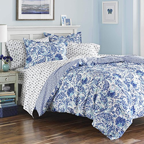 Poppy Amp Fritz Brooke Cotton Comforter Set