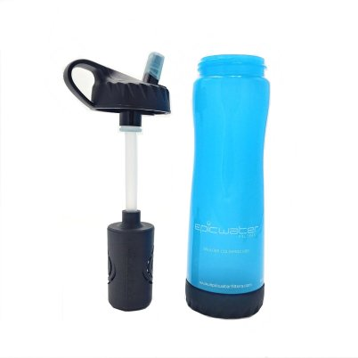 Epic Sports Bottle Water Filter