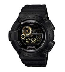 Casio Men's G9300GB-1 Mudman Black Solar Watch Review