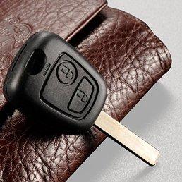 Demarkt-Coque-CLE-Plip-lectronique-pour-Voiture-pour-Tlcommande-Voiture-Peugeot-207-307-407-107-307-SW-308-2-BOUTONS-fob-Case