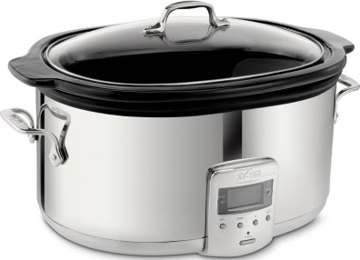 All-Clad SD700450 Programmable Oval-Shaped Slow Cooker Black Friday Deals
