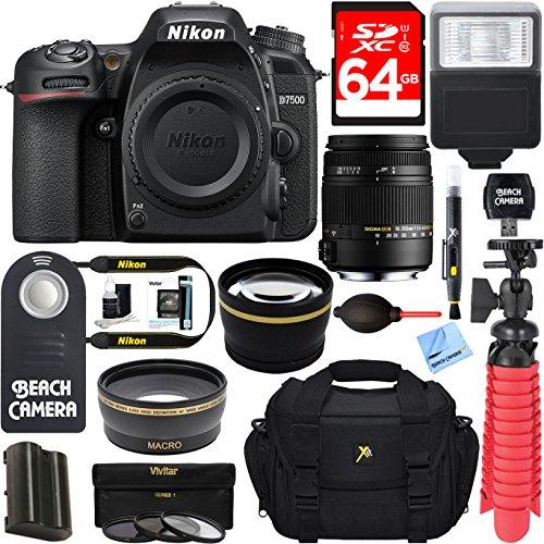 Nikon D7500 Bundle 3