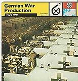 1977 Edito-Service, World War II, 07.23 German War Production