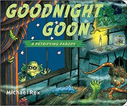 Not So Scary Halloween Books for Kids - Goodnight Goon