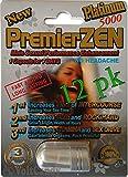PremierZEN Platinum 5000mg Male Sexual Performance Enhancement %100 AUTHENTIC (12)