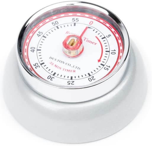 Fox Run 4254 Kitchen Timer with Magnet 55-Minute