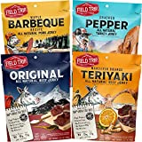 Field Trip All Natural Jerky, Variety Pack, 2.2 Ounce, 4 Count