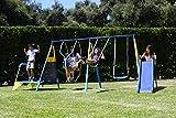 NEW Sportspower Ridgewood Me and My Toddler Metal Swing Set