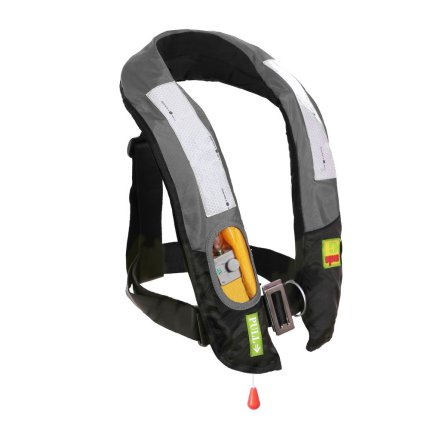 Slim Inflatable PFD Life Jacket Life Vest Adult Manual
