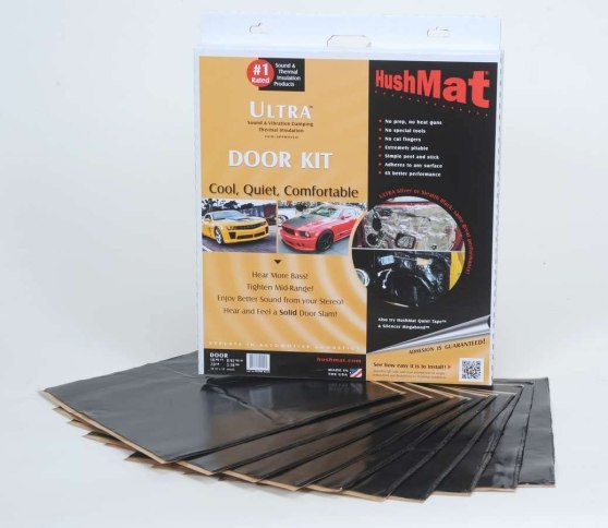 low cost sound deadening material