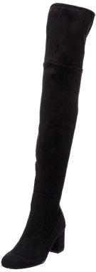 Sam Edelman Women's Varona Over The Knee Boot, Black, 7 Medium US