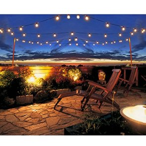 Sokani-Patio-Outdoor-String-Lights-Weatherproof-Commercial-Grade-Great-for-Party-Home-Bistro-Porch-Christmas-Backyard-Caf-deck-Lights-24-Foot-Long-with-12-Sockets-and-Bulbs-3-Replacement-Bulbs