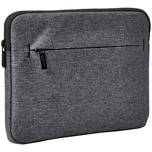 AmazonBasics iPad Tablet Sleeve Case with Front Pocket, 10 Inch, Grey 1