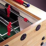 Garlando G-500 Indoor Foosball/Soccer Game Table