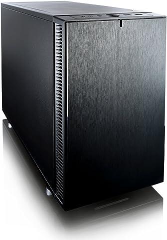 Fractal Design Define Nano S - Black ミニタワー型PCケース CS6033 FD-CA-DEF-NANO-S-BK