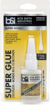 best glue for foam rubber - Bob Smith Industries