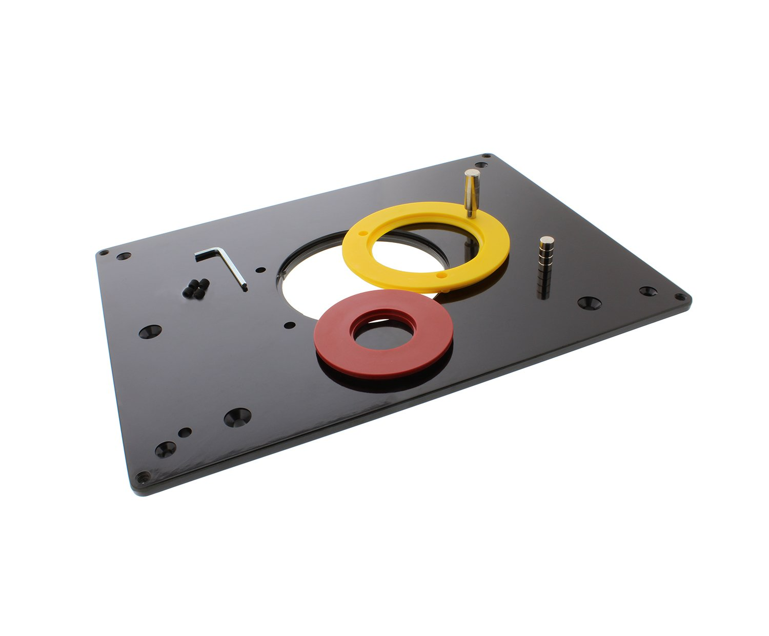 DCT Universal Router Plate Kit