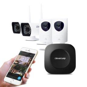 Test des caméras de surveillance CleverLoop