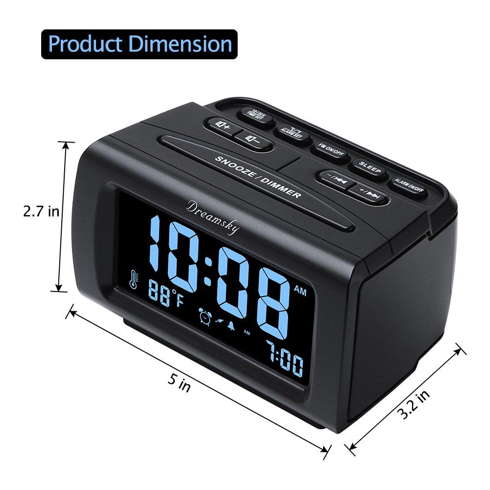 DreamSky-Decent-Alarm-Clock-Radio