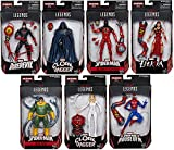 Marvel Legends Wave Completa BAF SP//dr (Set de 7 Figuras) El Sorprendente Hombre Araña