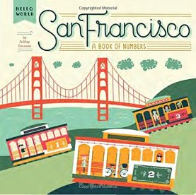 44e466af816 san francisco a book of numbers best books about san francisco for kids