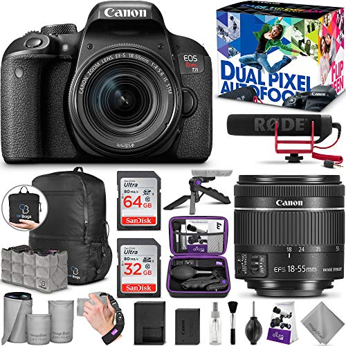 Canon-EOS-Rebel-T7i-with-18-55mm-is-STM-and-Video-Creator-Kit-with-Altura-Photo-Advanced-Accessory-and-Travel-Bundle