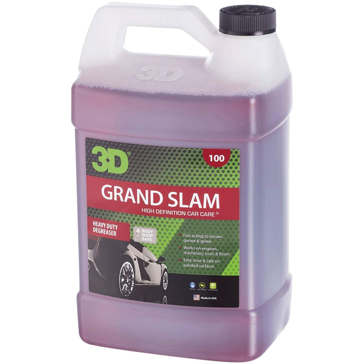 best Engine Degreasers 3D Grand Slam Engine Degreaser