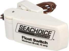 SEACHOICE 19401 Universal Series Automatic Marine Bilge Pump Float Switch