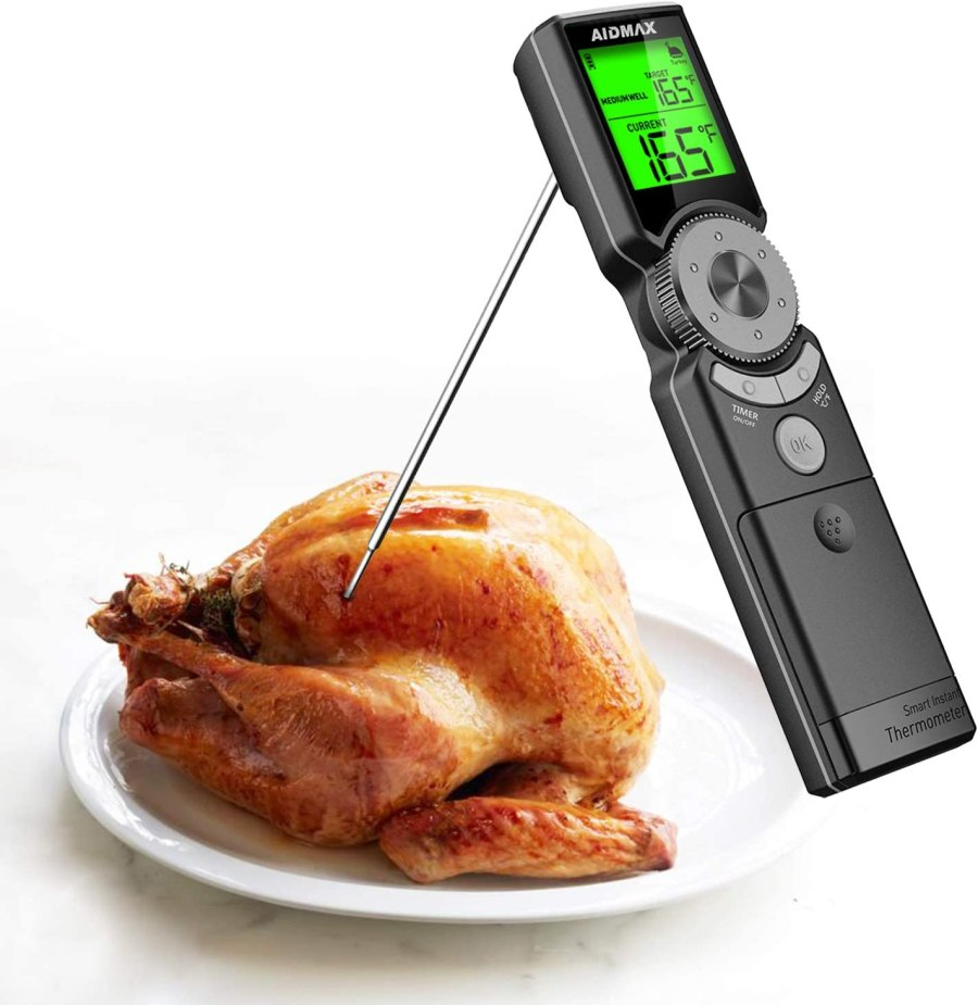 Instant Read Thermometers for Cooking
