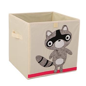 Bacs De Rangement Pliable Cube Box Murtoo écologique Pour