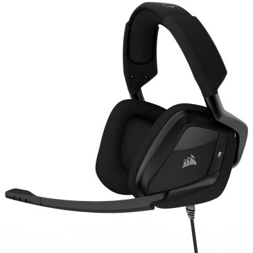 CORSAIR VOID PRO RGB Wireless Gaming Headset – Dolby 7.1 Surround Sound Headphones for PC (Certified Refurbished)