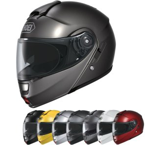 Shoei Neotec Matte Black Modular Helmet
