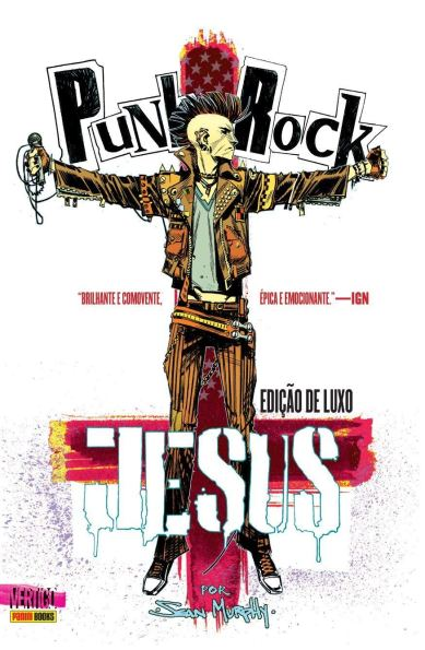 Punk Rock Jesus   Amazon.com.br