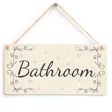 Take a look at these DIY bathroom ideas!