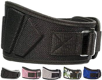 Fire Team Fit Lifting Belt, Gym Belt, Weight Lifting Belts, Weight Belts for Lifting (Black, 38