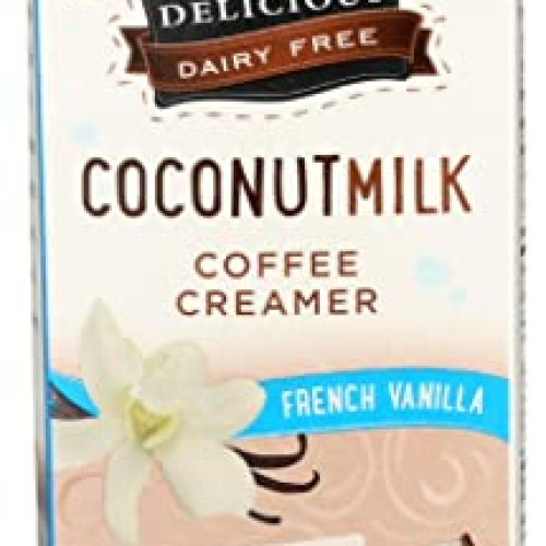So Delicious Dairy-Free Organic Coconutmilk Creamer, French Vanilla