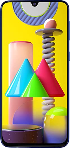 Samsung Galaxy M31 (Ocean Blue, 8GB RAM, 128GB Storage)