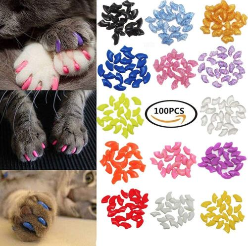 Las mejores fundas de uñas para gatos de 2019 (y guía) 1