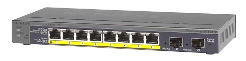 Un switch PoE à 8 ports