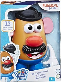Mr Potato Head SEN classroom AAC speech therapy