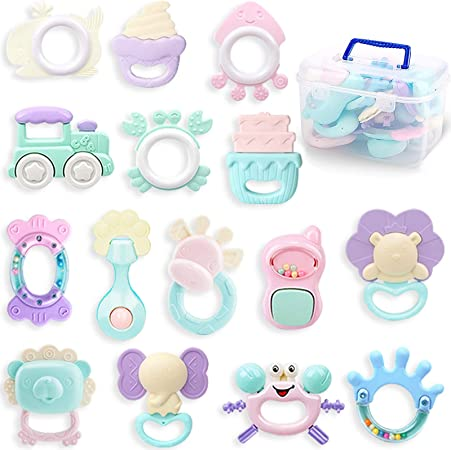 Teething Ring Set