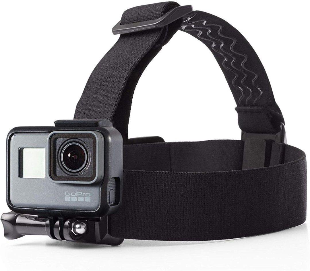 AmazonBasics Fixation bandeau pour GoPro