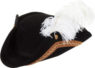 Halloween Pirate Hat