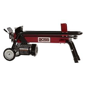 Boss ES7T20-the 7-Ton Electric Log Splitter