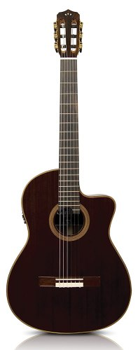 Cordoba Fusion 12 Rose Acoustic-Electric Nylon String Classical Guitar