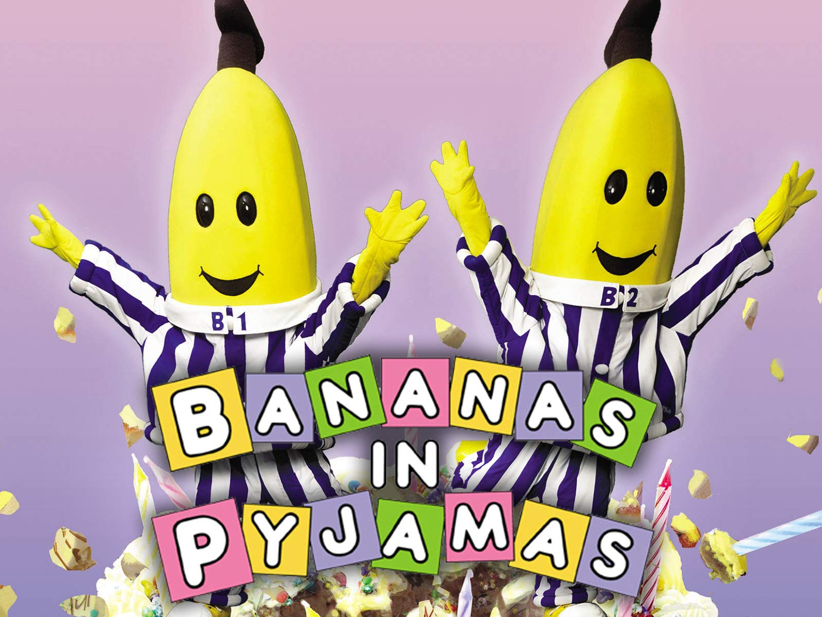 Watch Bananas In Pyjamas Live Action Prime Video