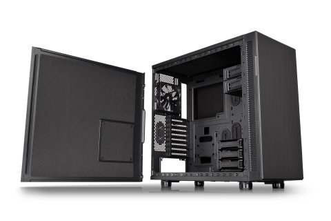 Thermaltake Suppressor F31-Silent No Win PCケース CS5992 CA-1E3-00M1NN-00