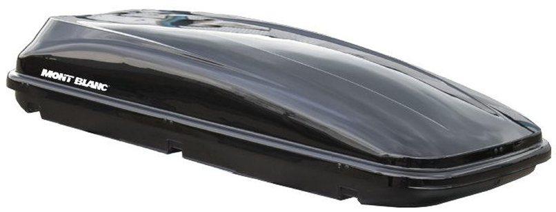 Mont Blanc Vista Roof Box 450 L Black Gloss Co Uk Car Motorbike