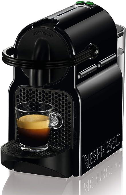 Nespresso Inissia – Cafetera monodosis de cápsulas Nespresso